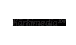 Kärkimedia logo